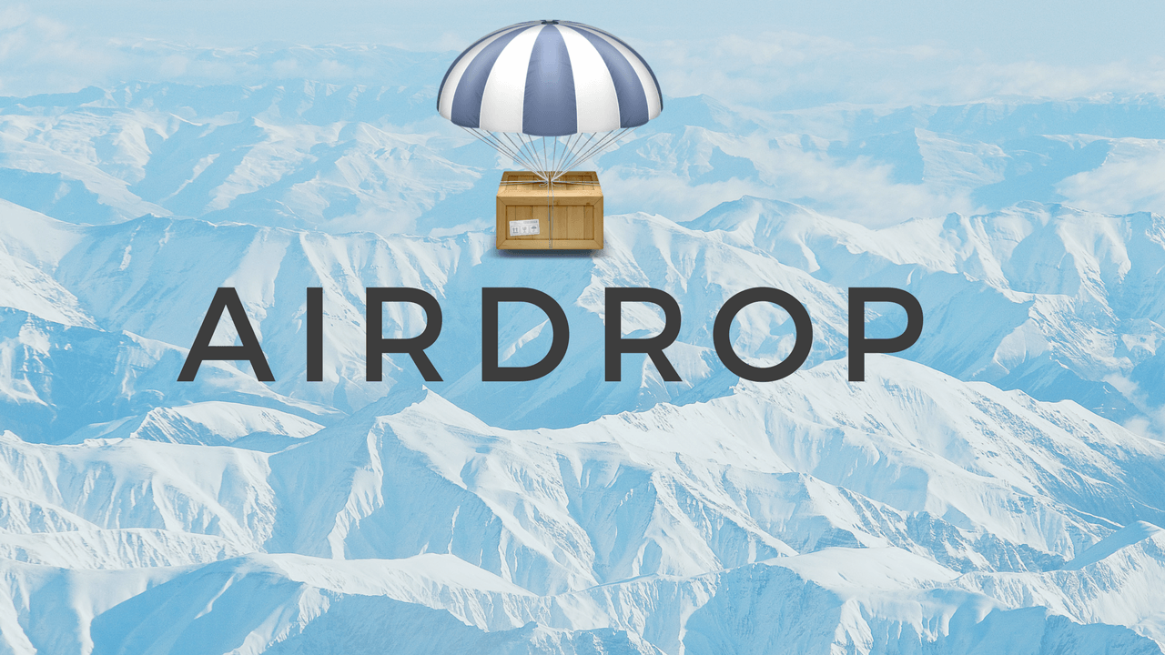 best airdrop cryptocurrency
