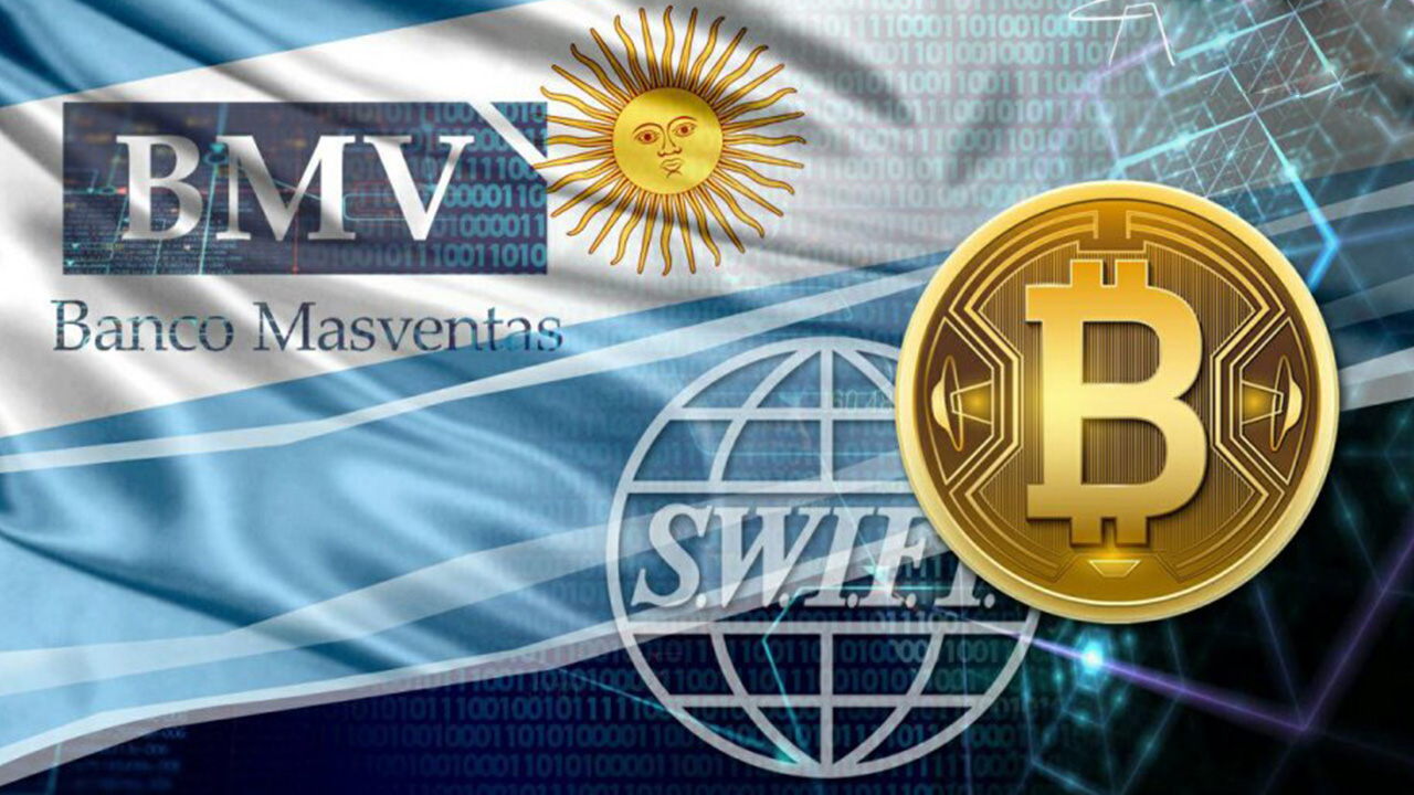 ♦️ The Bank in Argentina started to use bitcoin services to the ...