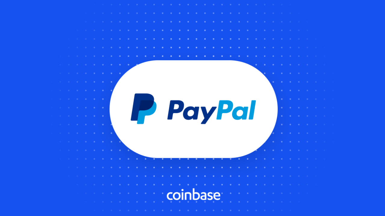 Coinbase has added the conclusion on PayPal without a fee✌