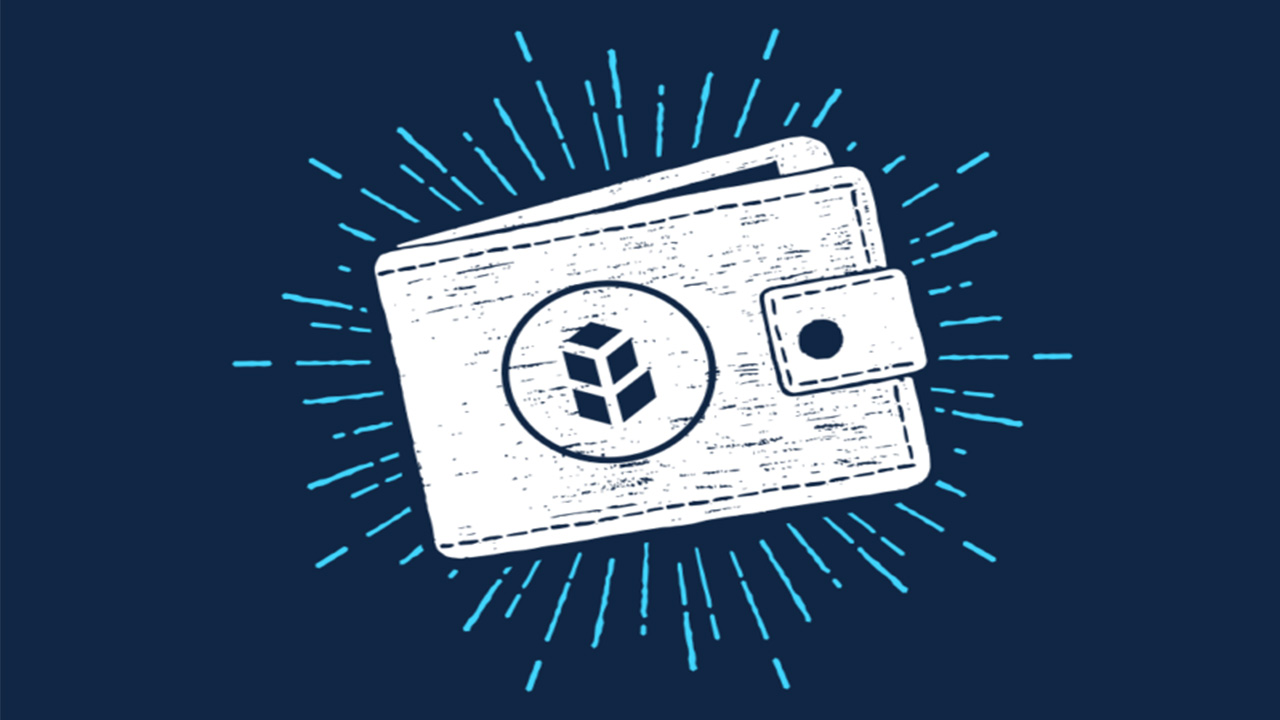 Purse with a system of exchange of cryptocurrency from Bancor